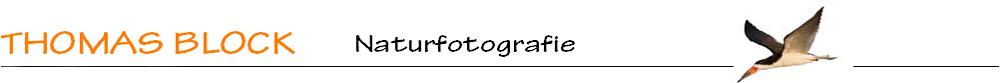 Logo Thomas Block Naturfotografie